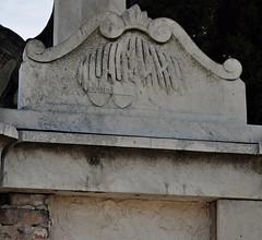 Smith left stone detail