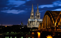 Dom in Klle (gkhutsishvili) Tags: architecture germany deutschland cathedral dom cologne kln rhein klle