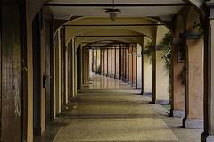 Bologna(58) (tullio dainese) Tags: city outdoor arcade bologna portici portico città allaperto