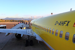 TUIfly - B738 - D-AHFX (Kingsley's Ministry) Tags: