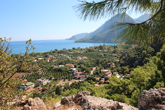 IMG_4320 (canmom ( Carrie )) Tags: trekking turkey hiking turkiye antalya olympos lycianway olimpos cirali çıralı