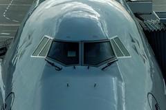 Lufthansa Boeing 747-830 (D-ABYI) (Matthias Harbers) Tags: germany airplane raw hessen sony flight cybershot labs dxo boeing lufthansa potsdam hdr fra topaz livery 3xp photomatix yabbadabbadoo rx100 flickraward frankfurtammaininternationalairport passengerplan 747830 dabyi