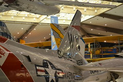 FJ-4_Tail_ThreeQuarters1 (AJ's Airplanes) Tags: fury nationalnavalaviationmuseum fj4