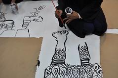 (muscolinos) Tags: arte nicola insieme agata doha vcuq vcuqopenday