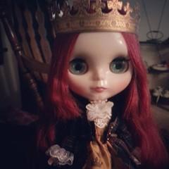Meet Ophelia.