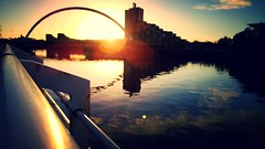 colour water docks scotland smartphone hdr clydebank... (Photo: xhupf on Flickr)