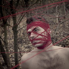 19/365 - Web of Deceit (Simon Woodward | Fine Art Photography) Tags: uk autumn winter boy red portrait man cold tree male guy art simon classic halloween muscles leaves sex composite forest photoshop dark pain hurt scary blood secret fear fineart swindon naturallight manipulation calm creepy passion horror woodward 365 concept emotional scared conceptual wiltshire fears unease relationships twisted entrapment painful emotive cocoon strain overcome darkart passionate hurtful escapism bullying secretly secretive overcoming simonwoodward 365project conceptphotos 356project
