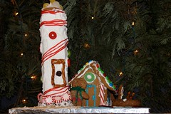 Ginger Bread House (PHOTOPHANATIC1) Tags: gingerbreadhouse lahaska peddlersvillage