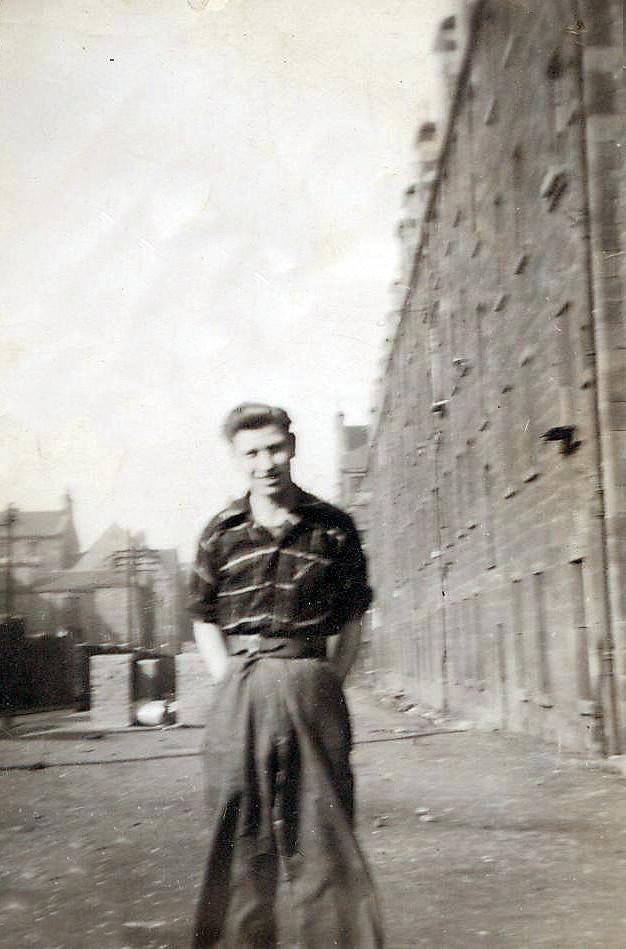 Dick Carey Callahan 1950s