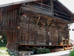Orsieres - Martigny (12.07.13) 57 (rouilleralain) Tags: valais sembrancher valdentremont stbernardexpress orsires viafrancigena