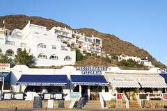 AFS-130494 (Alex Segre) Tags: sunshine bar restaurant coast spain bars europe mediterranean european waterfront scenic restaurants sanjose sunny bluesky nobody scene andalucia spanish coastal gata andalusia scenes almeria in a cabode alexsegre gatanijar