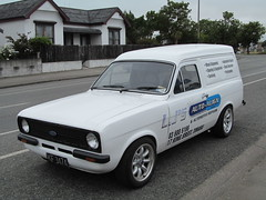 1981 Ford Escort Van