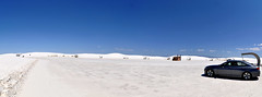White Sands (Guillaume Boisseau) Tags: usa white newmexico sand nikon desert whitesands dune sable f10 bmw nikkor blanc nationalmonument 5series whitesandsnationalmonument d90 2013 guillaumeboisseau whitesandspark bmw5serie nikkor1024mmf3545ged bmwf10