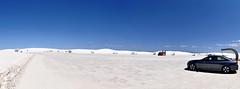 White Sands (Guillaume Boisseau) Tags: usa white newmexico sand nikon desert whitesands dune sable f10 bmw nikkor blanc nationalmonument 5series whitesandsnationalmonument d90 2013 guillaumeboisseau whitesandspark bmw5serie nikkor1024mmf3545ged bmwf10