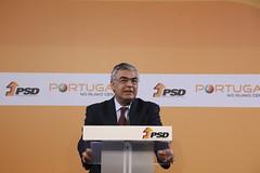 José Matos Rosa em Declaração à Imprensa