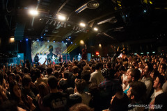 A DAY TO REMEMBER @ ALCATRAZ, MI. (francescatorricelli) Tags: music club day remember live milano ghost agency to alcatraz 28 vidia eventi concerti hellfire febbraio booking 2014 adtr a 280214