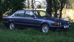1992 BMW 735i [?] (E32) 2014-01-02 (sps1955) Tags: bmw 7series e32 735i bmw735i