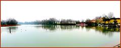 IL SILE a CASIER mattina nuvolosa di Febbraio (aldofurlanetto) Tags: mattina febbraio sile casier nuvolosa