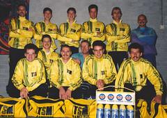 Teams door de jaren