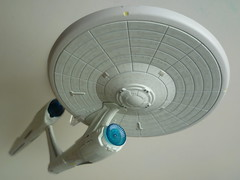 USS Enterprise (alternate reality) (JotHaGie) Tags: startrek official collection starship starships eaglemoss