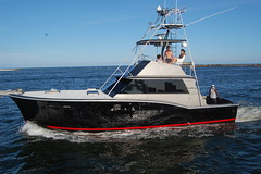 The Salty Dog 45' Hatteras Sport Fisher Yacht (saltydogfishingcharters) Tags:
