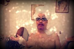 BUBBLES! (beenbair) Tags: gay winnipeg glory bubbles bathtime moobs toughdrag gloriabooths