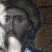 Christ's face, Deësis mosaic in sunlight, Hagia Sophia