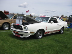 Ford Mustang Cobra II (dave_7) Tags: classic ford car cobra ii 70s mustang mustangii