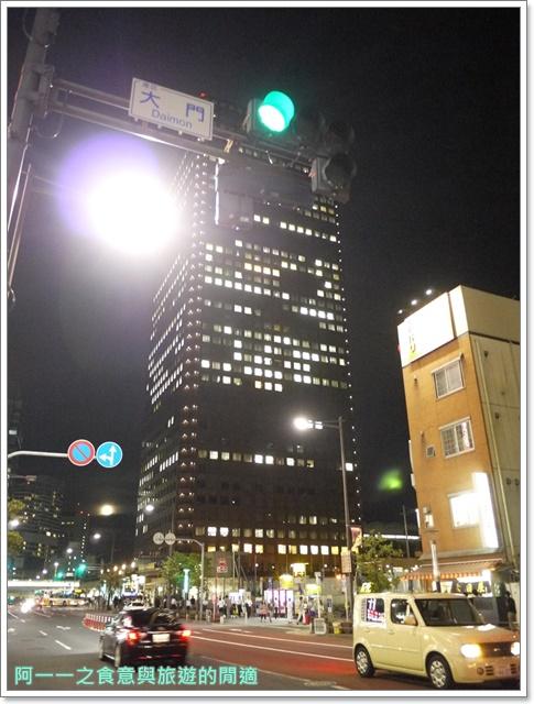 東京景點夜景世界貿易大樓40樓瞭望台seasidetop東京鐵塔image001