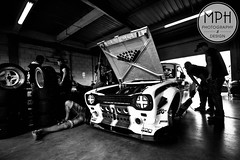 Lloyd Wright - Ford Escort Mk1 RSR (MPH94) Tags: park white black west cars ford car sport canon cheshire time north attack racing chester lloyd modified motor wright 1018 tuning 18200 motorracing escort motorsport modify 70300 500d oulton tarporley motoracing mk1 rsr tunerfest