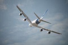 Airbus A380 - SIAE 2015 (Brieuc.Baillot) Tags: show paris france fly nikon focus display zoom air flight engine sigma rr rollsroyce trent solo airbus a380 rolls f56 pas 70200 001 royce 70200mm moteur 400mm focal 2015 d600 parisairshow multiplier nikond600 siae quadrireacteur focalmultiplier pas2015 siae2015