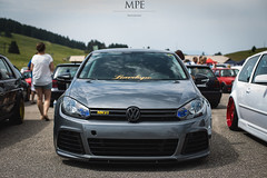 VW Semnoz 2K15 (MPE Automotive Photography) Tags: cars canon volkswagen eos low tuning lowered stance lowlife lowsociety