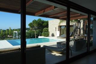 salon piscina