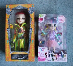 Img_5893 (GreenWorldMiniatures) Tags: pullip taeyang groove hide psyence shibajukugirls shibajuku series2 suki hunterproducts hunter