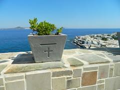 view (Bichoes) Tags: nisyros dodekanse aegean mandraki spiliani monastery knights castle greece