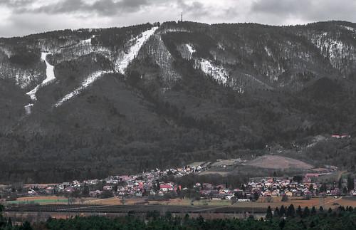 MAriborsko Pohorje iznad Kamnice