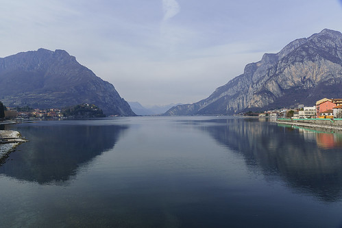 Lago di Como / ramo di Lecco