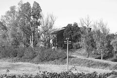 Casale delle Vittorie (lumun2012) Tags: lucio mundula monocrome bw biancoenero paesaggio landscape lazio