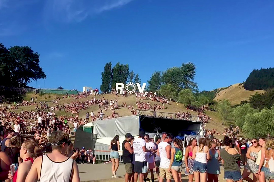 Rhythm and Vines takes place in a spectacular setting of rolling vineyards