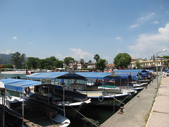 Dalyan wharf (on the left bank) (Radu Bucuta) Tags: holiday turkey easter paste dalyan concediu 2013 turcia