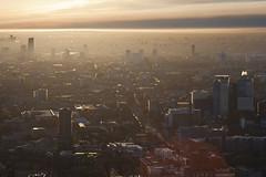 East London dawn (JB Raw Images) Tags: city uk morning light england urban london beautiful hospital dawn europe view capital royal east whitechapel towerhamlets jbraw