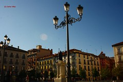 Plaza de Isabel II. Madrid (Carlos Vias) Tags: madrid plazas isabel casas