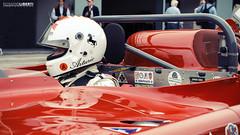 Arturo Merzario - Alfa Romeo 33 TT/3 (rosario liberti | milanofixed) Tags: del alfa romeo scuderia arturo portello merzario