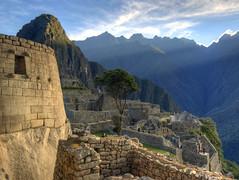 Machu Picchu Sunrise 2