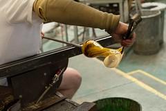 glass making-2 (muchacho200735) Tags: glass bay sand isle making wight alum totland makingglass totlandbay