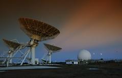 Antenas de los satlites Venesat-1 (Simn Bolvar) y VRSS-1 (Miranda). (Agencia Bolivariana para Actividades Espaciales) Tags: venezuela dome domo antena antenne antenna radome etcs 12m venesat1 satlitesimnbolvar estadogurico radomo vrss1 baemari estacinterrenadecontrolsatelital baseaeroespacialmanuelros bamari satlitemiranda