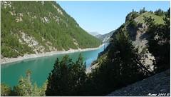 A piombo sul lago (mame1964) Tags: gallo mountainbike alpe livigno forno engadina buffalora sangiacomo zernez cassana cancano alpisella federia chaschauna
