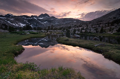 200 (Joshua Cripps) Tags: sunset reflection marie mt lakes meadow highsierra anseladamswilderness lyell tokina1224mm indurotripod leegndfilters nikond7000 acratechballhead