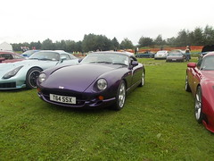 DSCN4270. T64 SSX  TVR (ronnie.cameron2009) Tags: cars car scotland aberdeenshire alba rally scottish alford grampian sportcars museumoftransport carrally vehiclerally