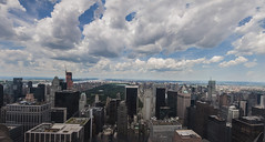 Central Park (belen_bm) Tags: sky clouds edificios centralpark cielo nubes nuevayork